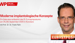 "Web-Interview ""Moderne implantologische Konzepte"""