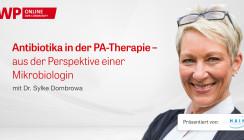 "Web-Tutorial zum Thema ""Antibiotika in der PA-Therapie"""