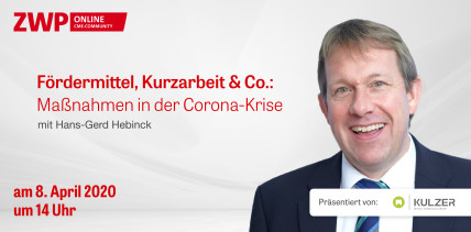 Fördermittel, Kurzarbeit & Co.: Maßnahmen in der Corona-Krise