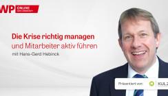 Web-Tutorial zum Krisenmanagement und Mitarbeiterführung