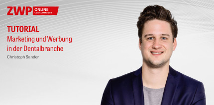 1 CME-Punkt: Marketing-Tutorial mit Christoph Sander im Archiv