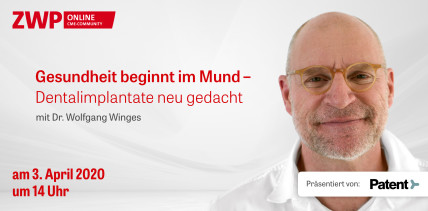 "Neues Web-Tutorial ""Dentalimplantate neu gedacht"""
