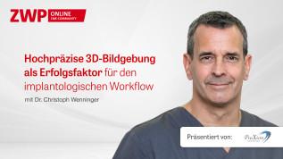 Hochpräzise 3D-Bildgebung als Erfolgsfaktor für den implantologischen Workflow
