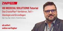 HD MEDICAL SOLUTIONS Tutorial: Das CranioPlan®-Verfahren – Teil 1