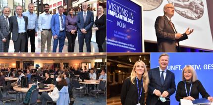 Ein Jubiläumskongress für die deutsche Implantologie