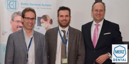 Merz Dental präsentiert die digital gefräste Totalprothese