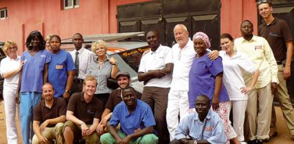 ÄRZTE HELFEN e.V. startet Projekt in Gambia