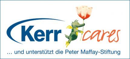 Kerr unterstützt die Peter Maffay-Stiftung