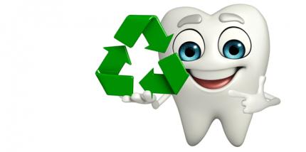 100.000 Zahnbürsten fürs Recycling gesammelt