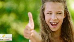 Deutsche 12-Jährige haben gesunde Zähne