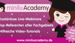 minilu Academy: neues Fortbildungstool für dentale Berufe
