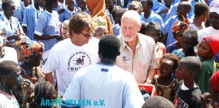 """""""TEETH"""" - Zahnmedizinische Hilfe für Gambia"""