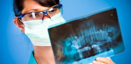 Strahlenbelastung bei Röntgenuntersuchungen kann verringert werden