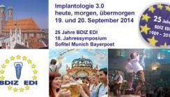 Implantologie 3.0 – heute, morgen, übermorgen