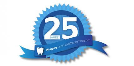 25 Jahre Wrigley Oral Healthcare Program