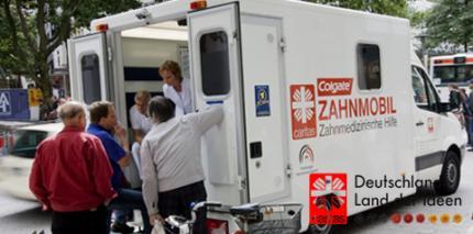 """""""Deutschland - Land der Ideen"""": Zahnmobil ausgezeichnet"""