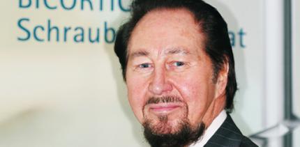 Ein Pionier der Implantologie wird 85