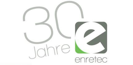enretec feiert 30 jähriges Jubiläum