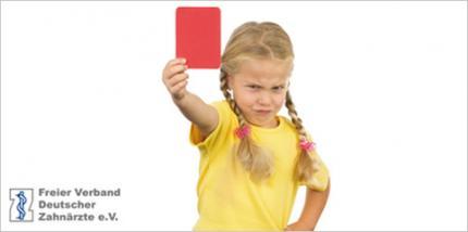 Zahnärzte zeigen Fremdbestimmung die rote Karte