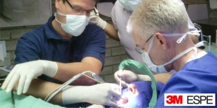 Die erste eigene Implantation – unter Supervision