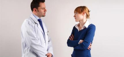 Ärzte können sich nach Behandlungsfehlern bei Patienten entschuldigen