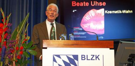 Schweizer Professor und Beate Uhse