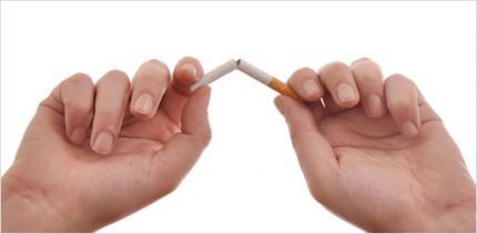 Rauchverzicht lindert Tumorschmerzen