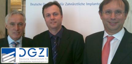 40 Jahre DGZI - Pressekonferenz in Berlin