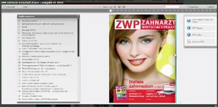 Oemus Media Publikationen als E-Paper