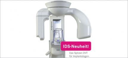 orangedental erweitert zur IDS das Produktportfolio für 3D Röntgen