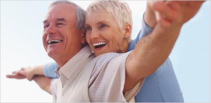 Zähne im Alter – eine Chance für die Zukunft