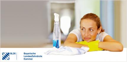 BLZK: Bayerische Zahnarztpraxen haben guten Hygienestandard