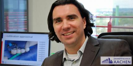 Neuer Professor für Zahnerhaltung am UK Aachen
