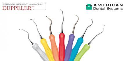 Deppeler SA und die American Dental Systems GmbH kooperieren