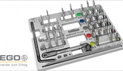 Das neue übersichtliche BEGO S-Line TrayPlus –   Konzentration auf das Wesentliche