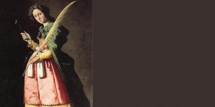 Mit Apollonia gegen den Zahnschmerz