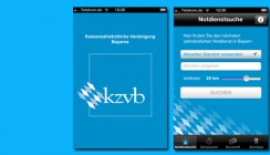 KZVB-App hilft Schmerzpatienten