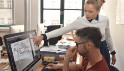 Argon Dental-Team zu Besuch bei der OEMUS MEDIA AG in Leipzig