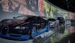 "Einmalige Bugatti-Ausstellung ""The Art of Bugatti"""