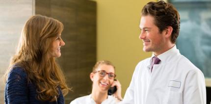 Mehr Patienten beim Zahnarzt nach Ende der Praxisgebühr