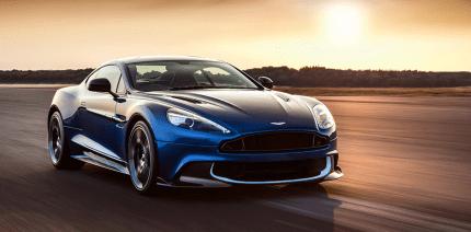 Schärferes Design und 600 PS: Der Aston Martin Vanquish S