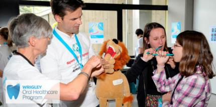 """""""Special Smiles"""" bei den Special Olympics in München"""