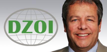 Dr. Helmut B. Engels ist neuer DZOI-Präsident