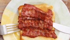 Nichts für Vegetarier: Zahnpflegeprodukte mit Bacon Flavour