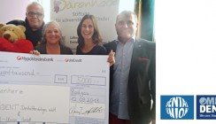 Dental-Union & OMNIDENT spenden 5.000 € für Kinderhospiz