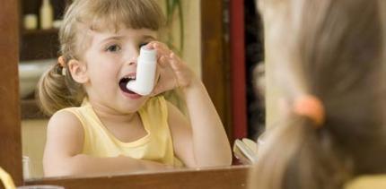 Bakterien und Pilze schützen Kinder vor Asthma