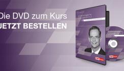 """DVD zum Kurs """"Implantologische Chirurgie von A–Z"""" jetzt erhältlich"""