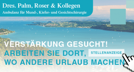 Arbeiten am Bodensee: Konstanzer Praxis sucht Verstärkung