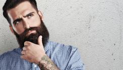 Ekel-Biotop Hipster-Bart: Er lebt und ist schmutziger als eine Toilette