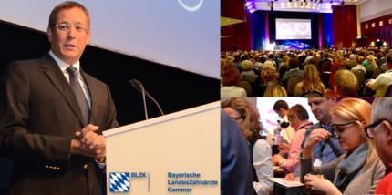 Mehr als 1.600 Teilnehmer beim 56. Bayerischen Zahnärztetag
